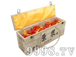 徽世缘酒・原浆珍藏级(箱)