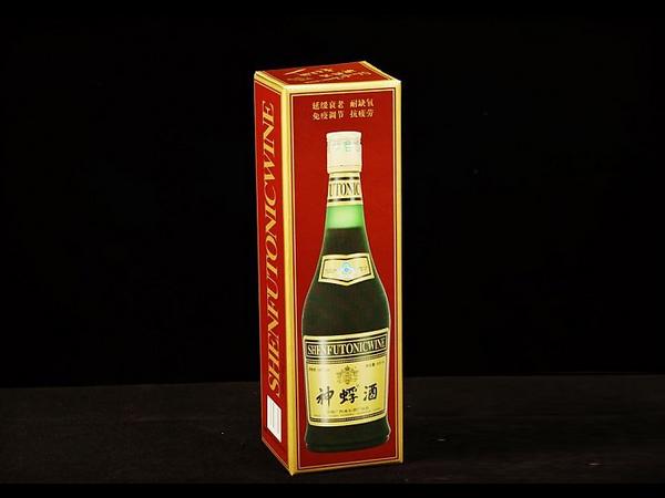 神蜉酒38度 500ml 经典绿色磨砂瓶