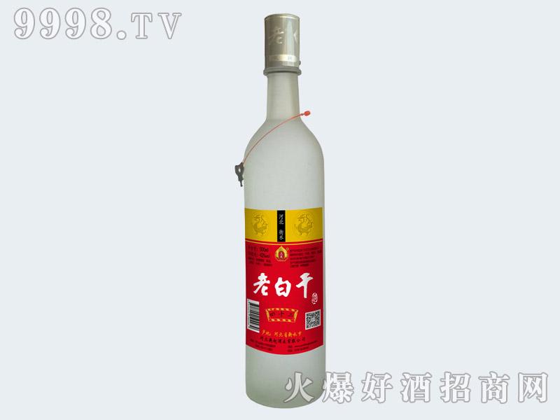 雪仔大蒙砂老白干酒42度