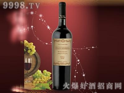璐碧奥珍藏马尔贝克干红葡萄酒