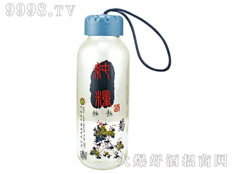郓城龙腾包装口杯瓶系列K-006纯粮