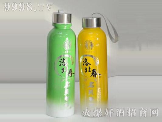郓城龙腾包装口杯瓶系列K-003洛北春