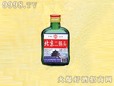 北京二锅头酒蓝小瓶装