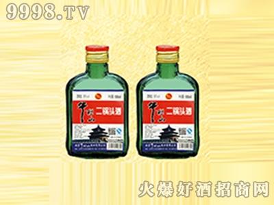 午拦山二锅头酒100ml蓝瓶
