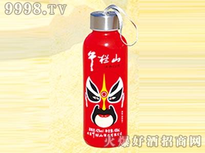 午拦山酒脸谱系列红瓶