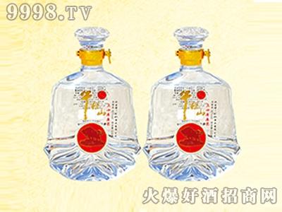 午拦山玻璃瓶酒