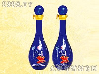 午拦山蓝瓶装