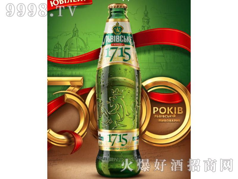 嘉士伯-1715系列啤酒450ml