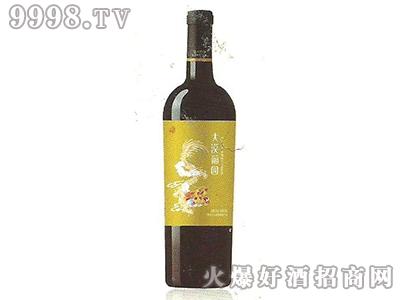 大漠葡园赤霞珠干红葡萄酒