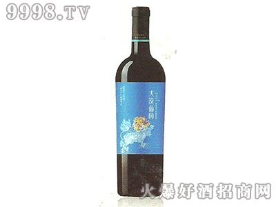 大漠葡园黑比诺干红葡萄酒