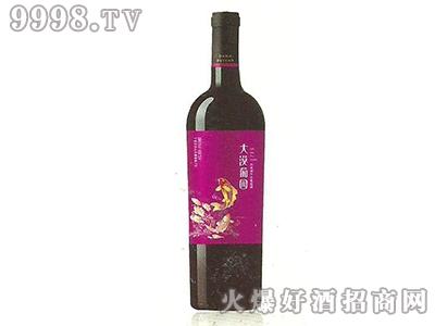 大漠葡园梅鹿辄干红葡萄酒