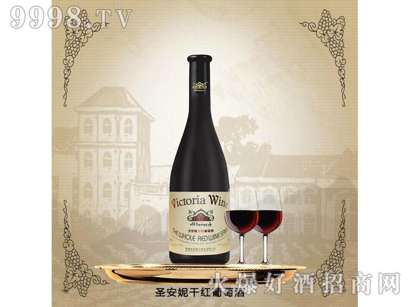 唯酿圣安妮干红葡萄酒