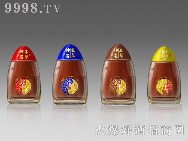 郓城鑫正包装精品小酒瓶FCX020神农本草