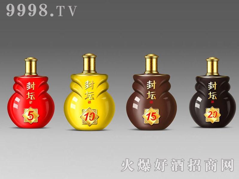 郓城鑫正包装精品小酒瓶FCX012封坛