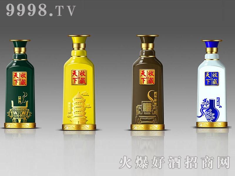 郓城鑫正包装精品小酒瓶FCX009天下收藏