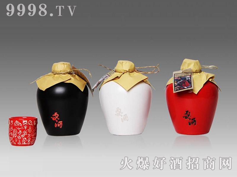 郓城鑫正包装精品小酒瓶FCX008安酒