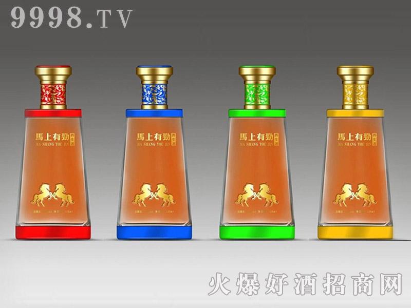 郓城鑫正包装精品小酒瓶FCX006马上有劲