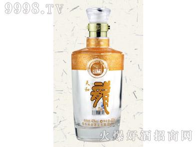 郓城鑫正包装烤花酒瓶FCK018天和
