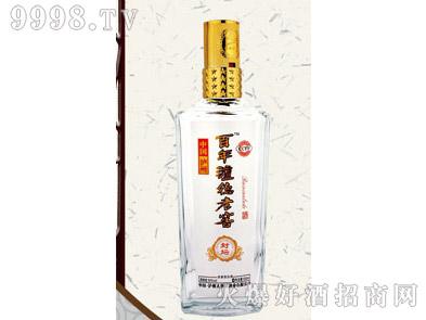 郓城鑫正包装烤花酒瓶FCK006百年老窖