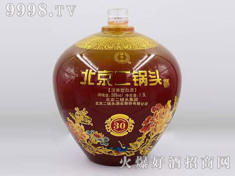 郓城鑫正包装大酒坛T-007-二锅头咖坛