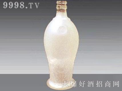 郓城鑫正包装蒙砂玻璃瓶FC-M013纯粮酒