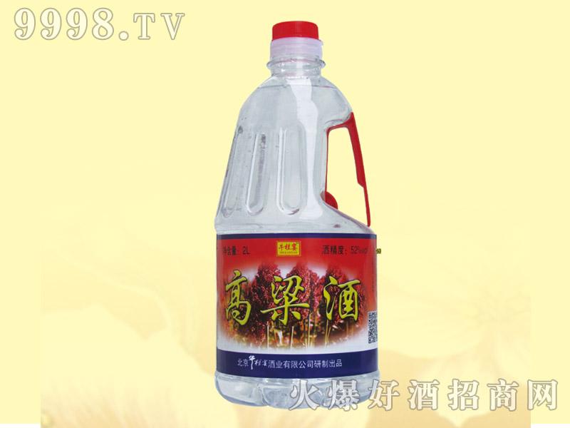 牛栏宴高粱酒52度2L