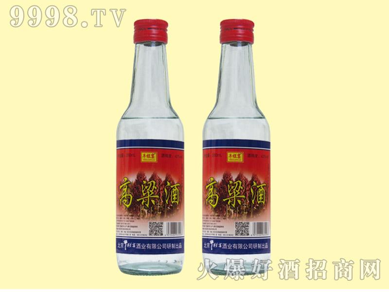 牛栏宴高粱酒42度260ml