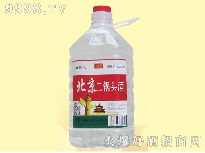 牛栏宴北京二锅头酒42度4L