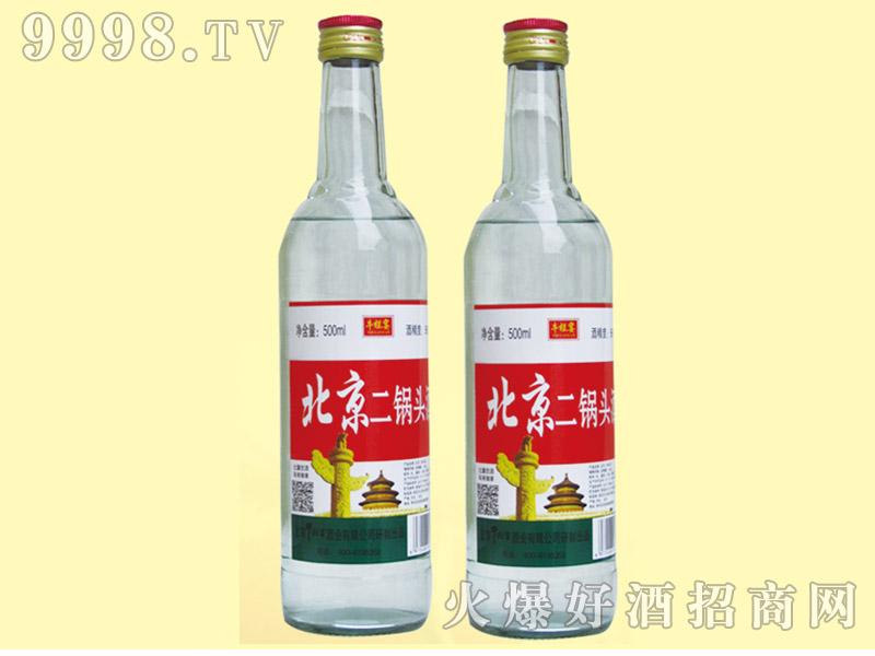 牛栏宴白瓶北京二锅头酒56度