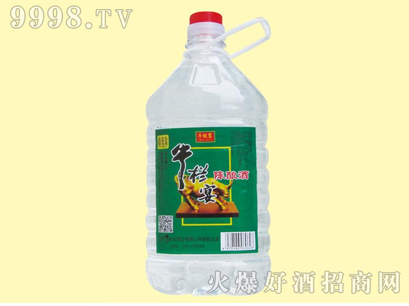 牛栏宴陈酿酒42度5L
