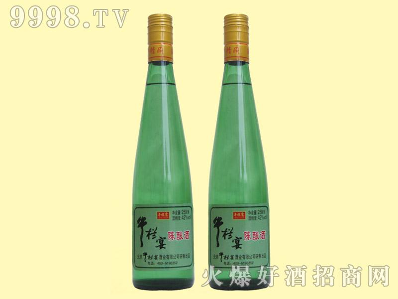 牛栏宴陈酿酒42度480ml