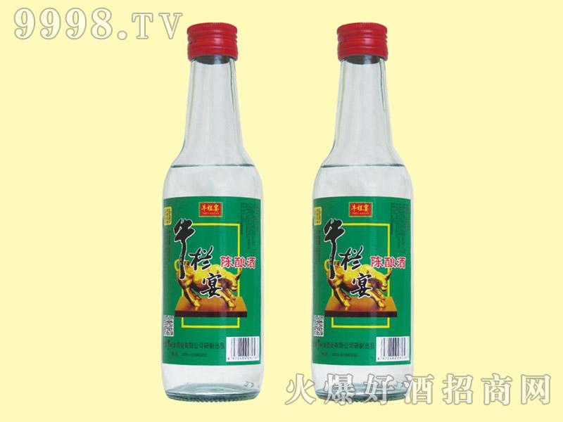 牛栏宴陈酿酒42度260ml