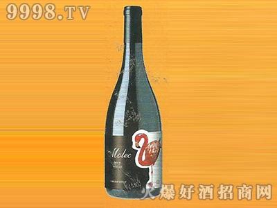 智利摩里兰卡干红葡萄酒黑标