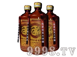老酱酒(秘酿私藏原浆)酱香型白酒