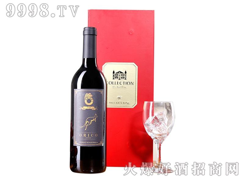 西拉子ORICO1159干红葡萄酒