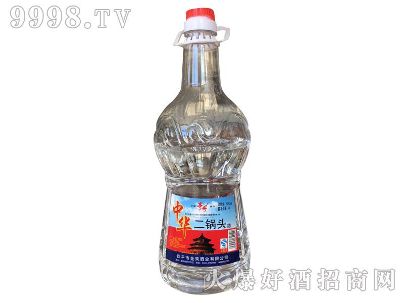 亭好中华二锅头酒50度4L
