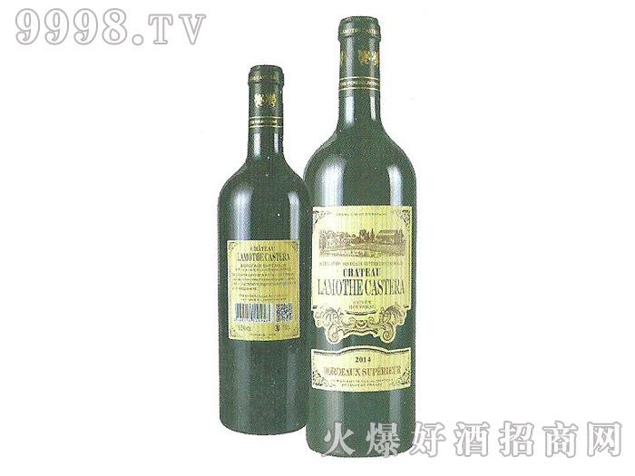 拉莫古堡超级波尔多红葡萄酒