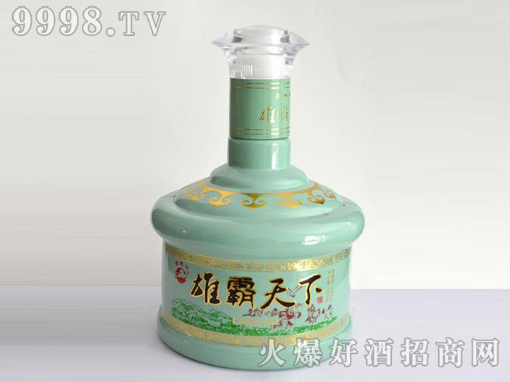 郓城宋江瓶业酒坛系列jt-021翡翠瓶雄霸天下