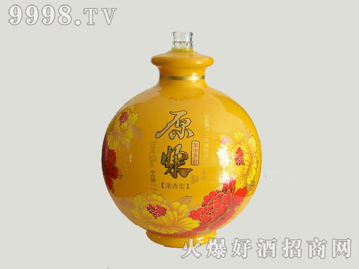 郓城龙腾酒坛系列jt-005黄坛原浆