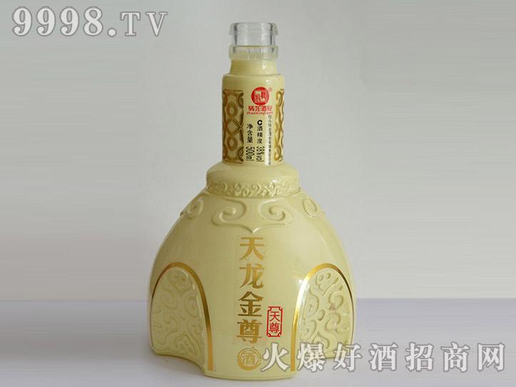 郓城龙腾酒坛系列jt-027天龙金尊