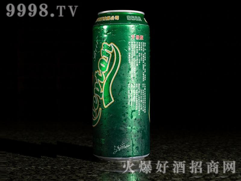 500ml罐装特纯啤酒升级版