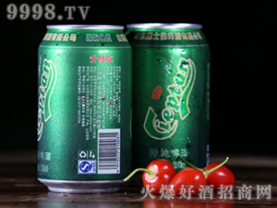 330ml罐装特纯啤酒升级版