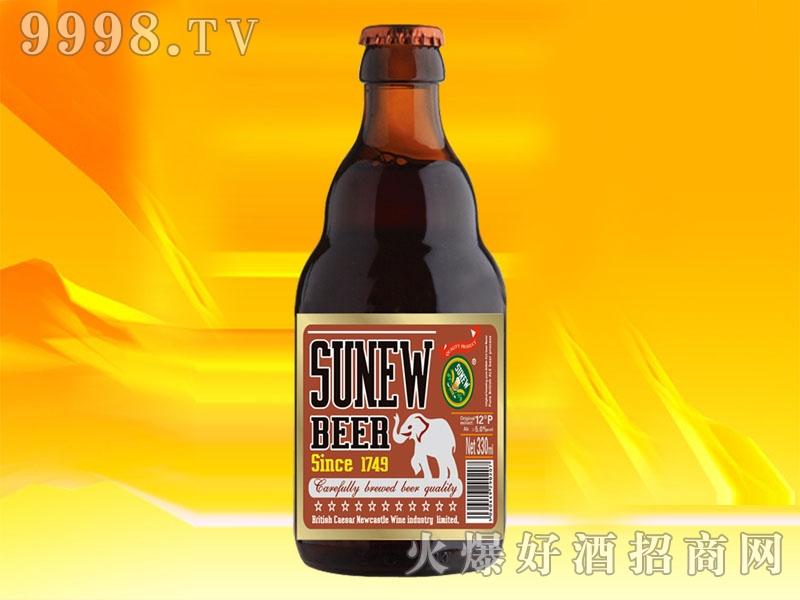 SN016-0.33L英国苏纽烈性黑啤