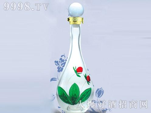 郓城龙腾精美雕刻瓶系列SJK-029金标樱桃酒