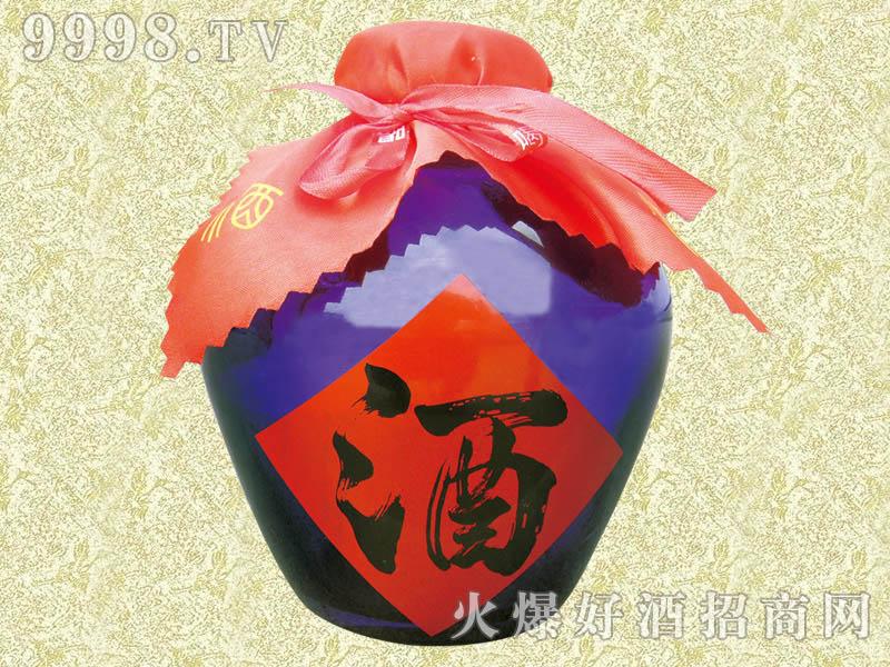 北京二锅头酒紫坛