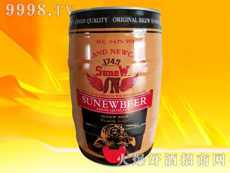 SN003-5L英国苏纽烈性啤酒・黑啤12度