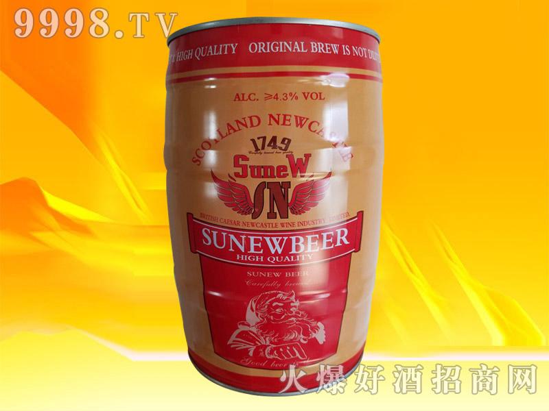 SN002-5L英国苏纽烈性啤酒・白啤12度