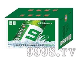金龙泉优质啤酒
