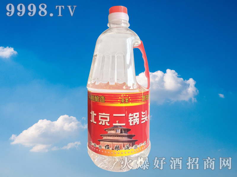 京忠北京二锅头酒(桶装)