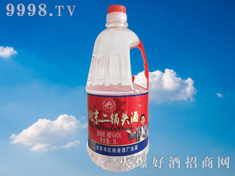 京忠北京二锅头酒42°(桶装)
